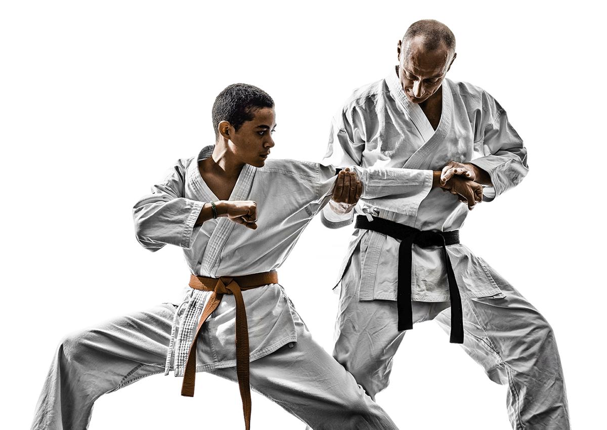 Kép a(z) Karate  óráról