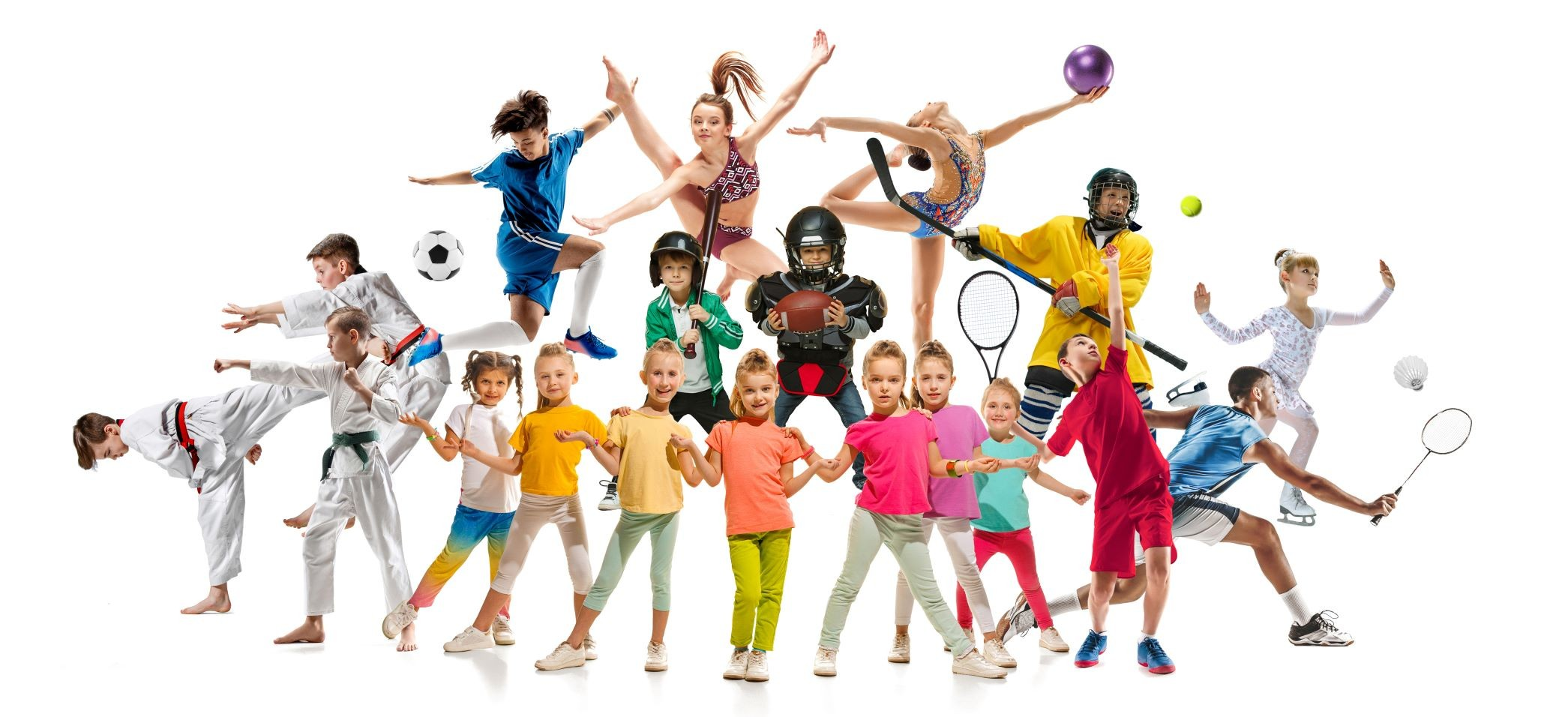 Nyári napközis sporttábor gyerekeknek