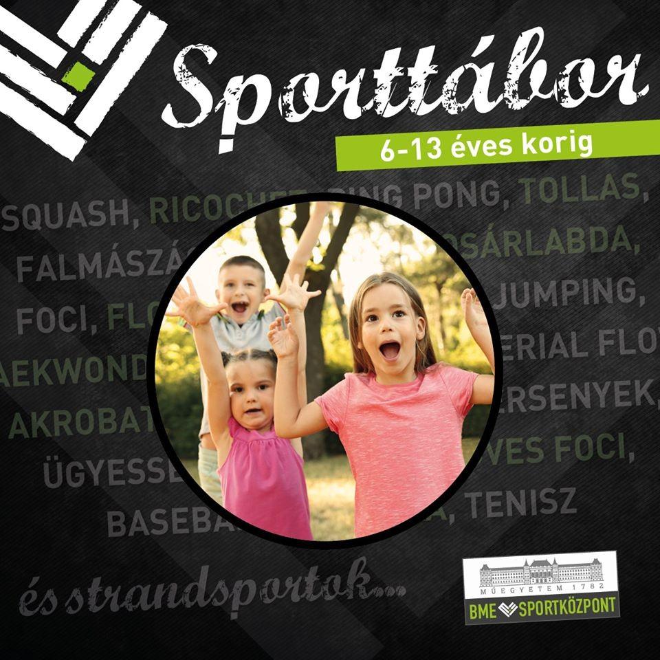 Napközis sporttábor